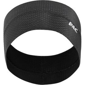 P.A.C. Mesh banda para la cabeza, negro/blanco
